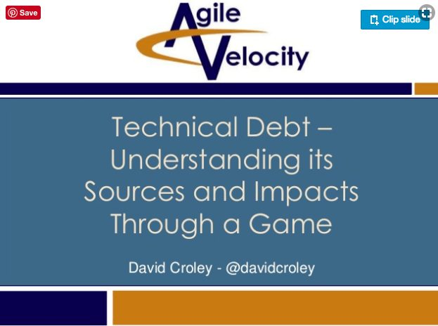 Tech Debt - Understanding its Sources and Impacts Through a Game