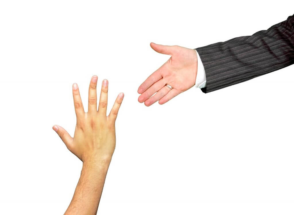 Agile tips to help - giving a helping hand