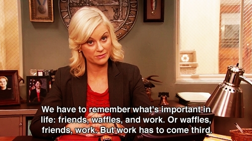 Leslie Knope excels at ScrumMaster skills of advocacy