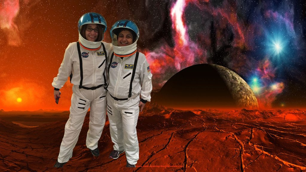 Astronauts and Agilists Kate Megaw and Anu Smalley kick off Global Scrum Gathering Orlando