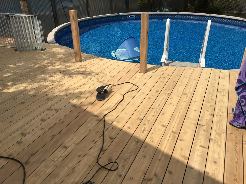 A DIY deck -- like an Agile transformation, you might need professional help