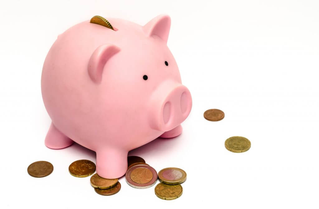 Put your change in the right piggy bank--Invest in value.