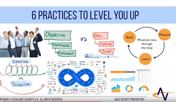 6 practices to help you reach Next Level Agile