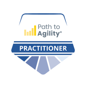 Path to Agility certification badge
